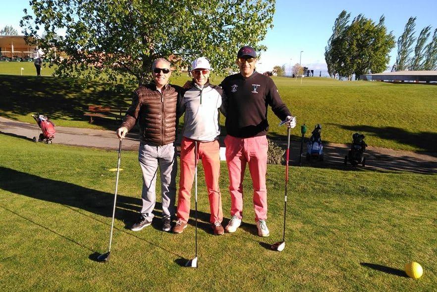 Pedro Ortega y Naroa Pellejero dominan la clasificación general del Torneo de Golf Amateur 'El Correo' 8