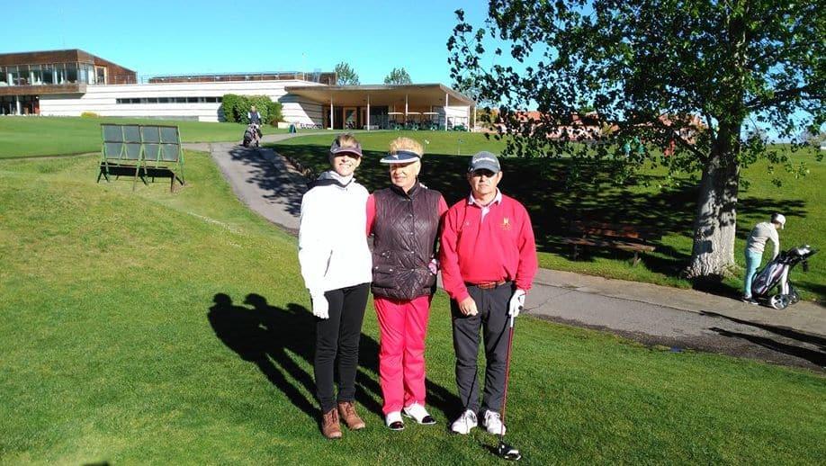 Noticias de golf amateur kansas