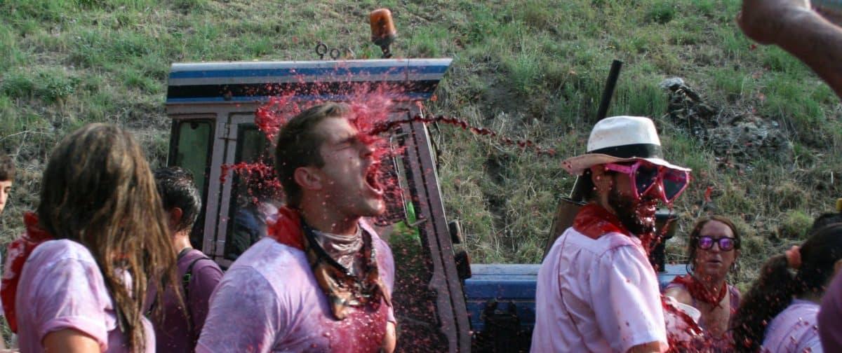 ¿Quieres que la Batalla del Vino sea declarada Fiesta de Interés Turístico Internacional? 4
