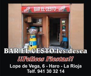 Banner Fiestas – Bar El Cesto