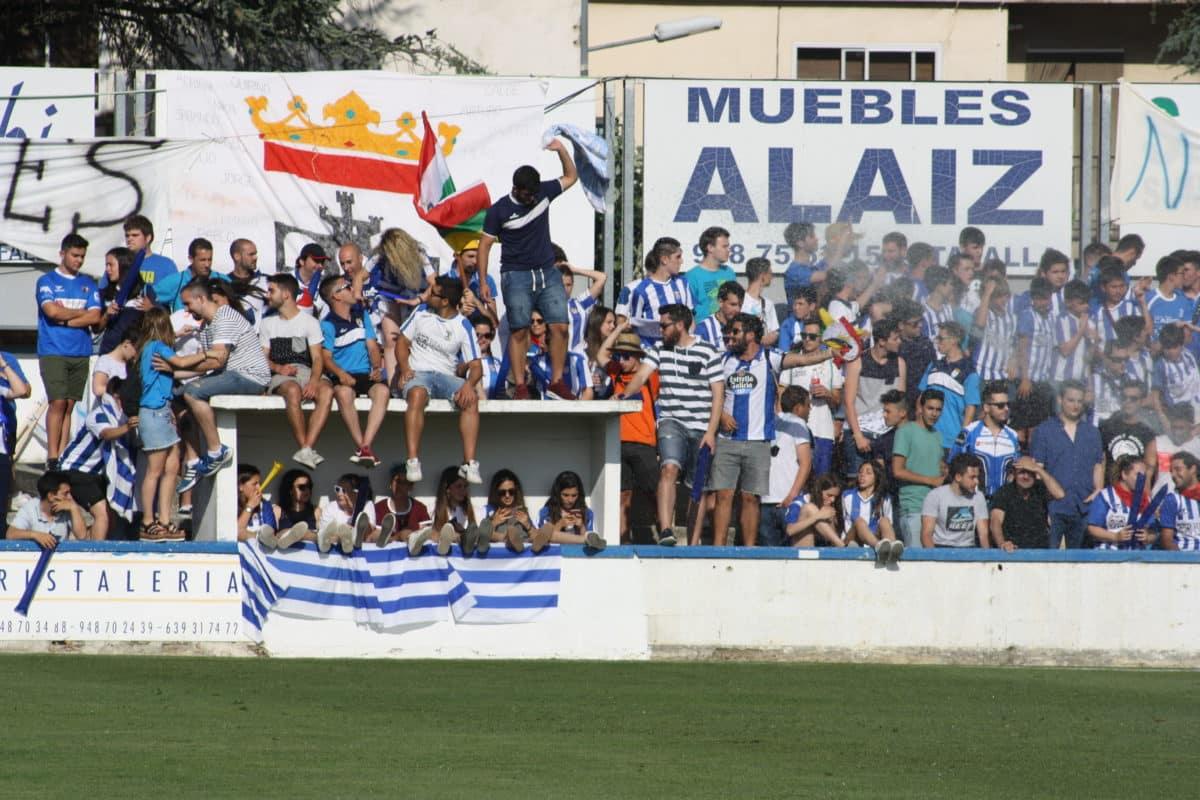 Las fotos del Peña Sport-Náxara de playoff 2