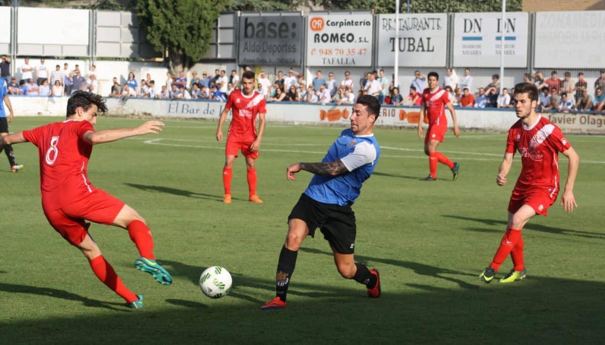 Las fotos del Peña Sport-Náxara de playoff 14
