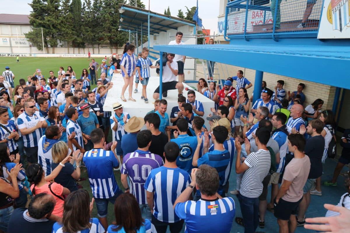 Las fotos del Peña Sport-Náxara de playoff 16