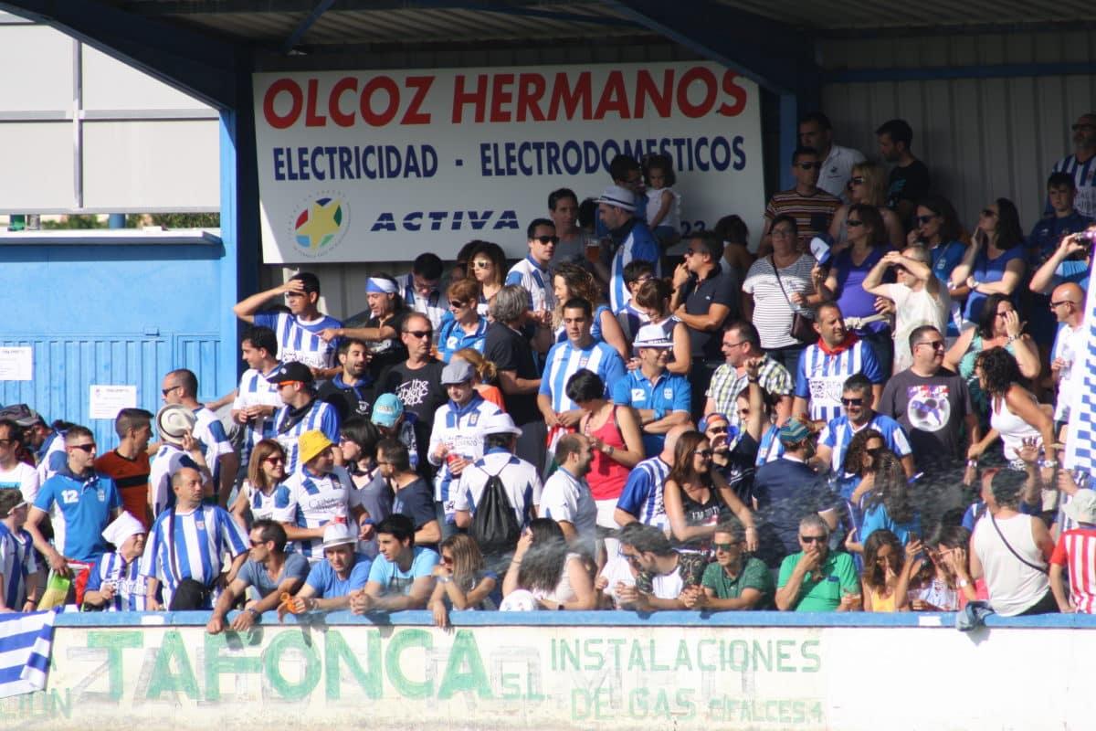 Las fotos del Peña Sport-Náxara de playoff 3