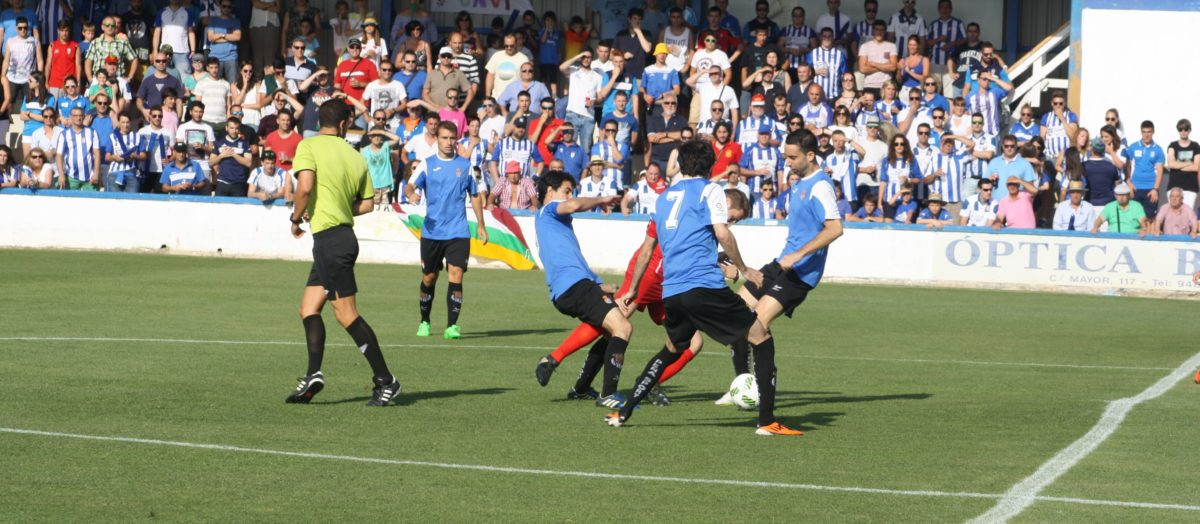 Las fotos del Peña Sport-Náxara de playoff 4