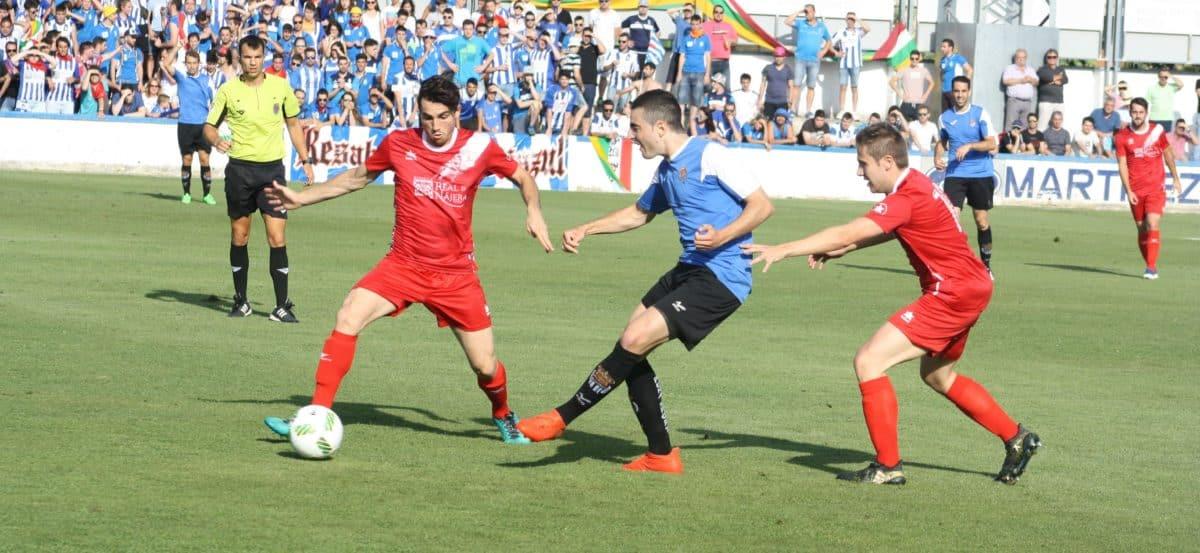 Las fotos del Peña Sport-Náxara de playoff 5