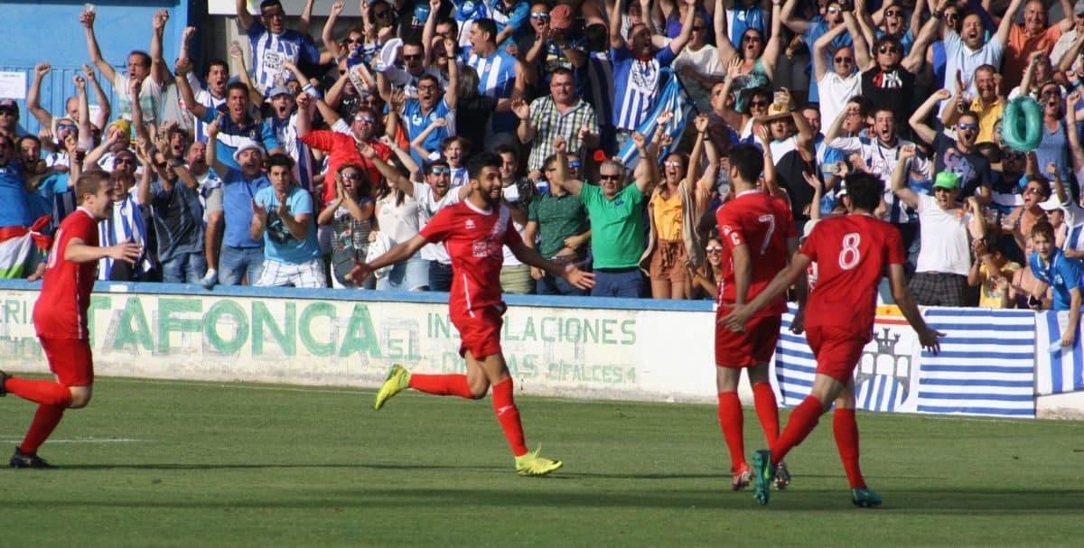 Las fotos del Peña Sport-Náxara de playoff 9