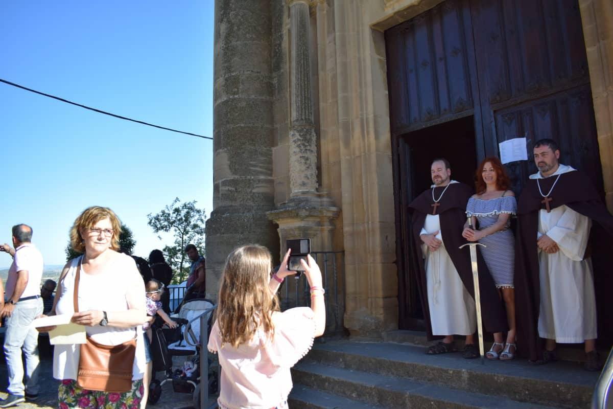 Las imágenes del primer día de las Jornadas Medievales de Briones 2017 15