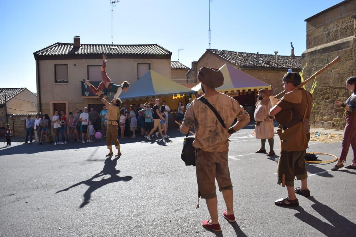 Las imágenes del primer día de las Jornadas Medievales de Briones 2017 16