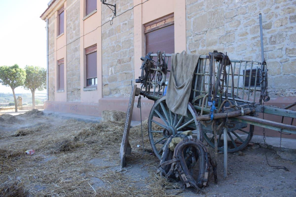 Las imágenes del primer día de las Jornadas Medievales de Briones 2017 12