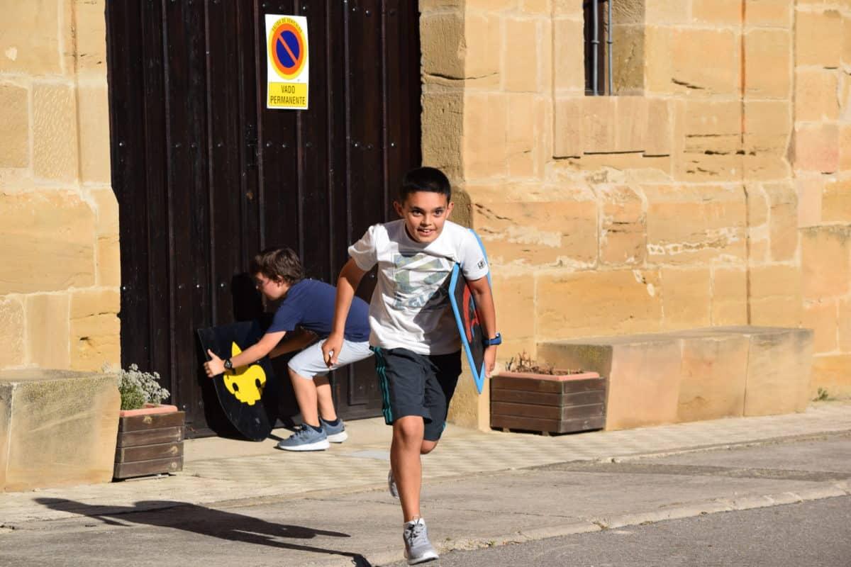 Las imágenes del primer día de las Jornadas Medievales de Briones 2017 5