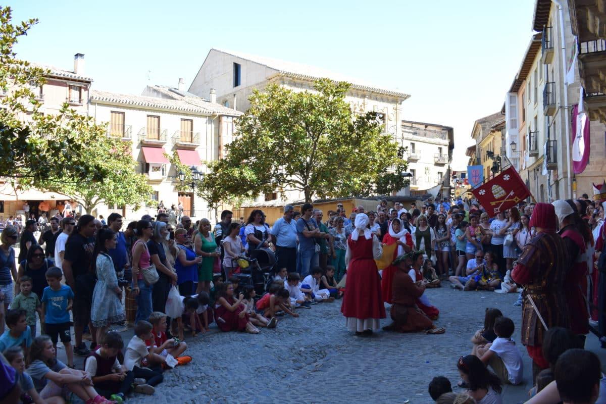 Las imágenes del primer día de las Jornadas Medievales de Briones 2017 3