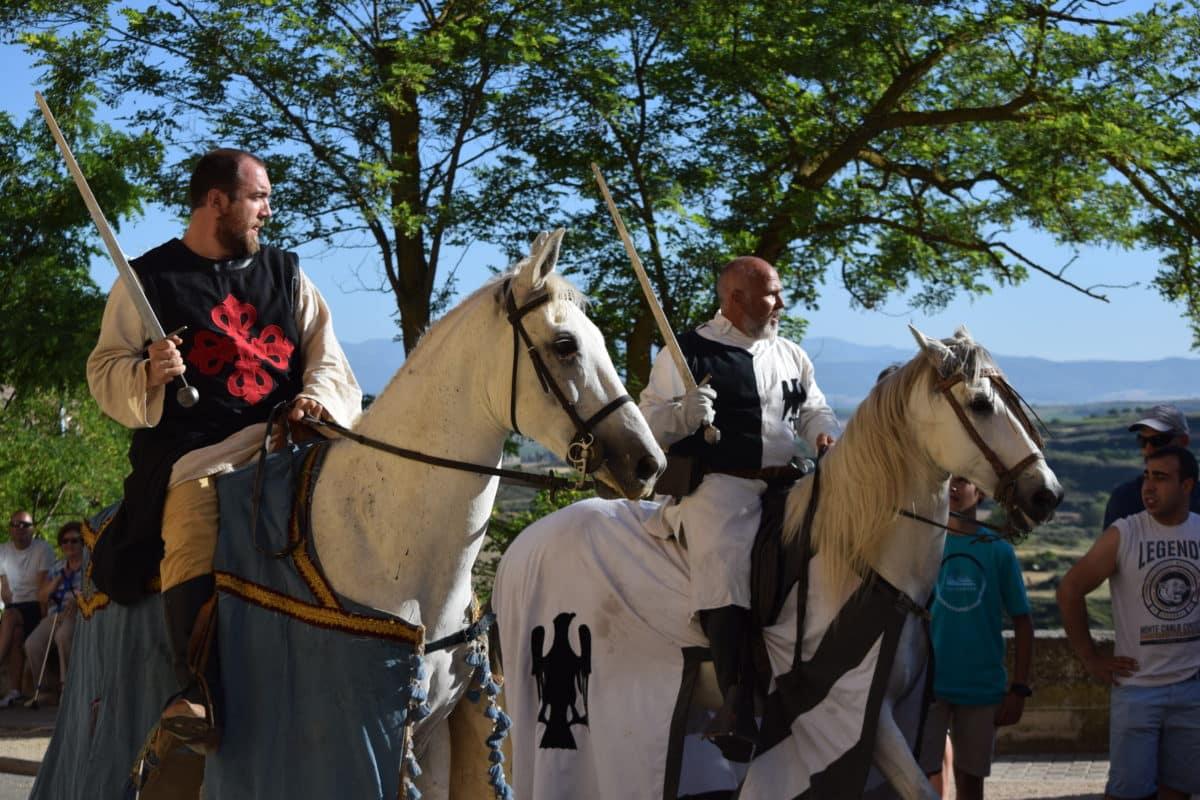 Las imágenes del primer día de las Jornadas Medievales de Briones 2017 27