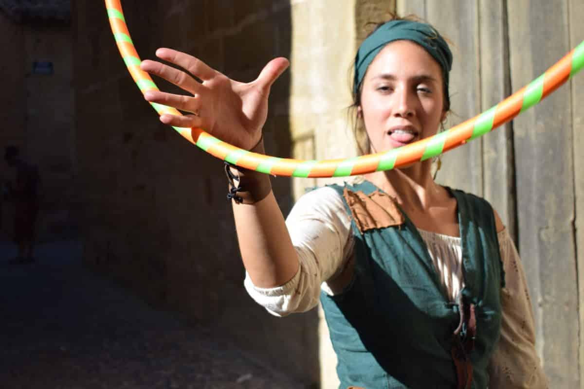 Las imágenes del primer día de las Jornadas Medievales de Briones 2017 14