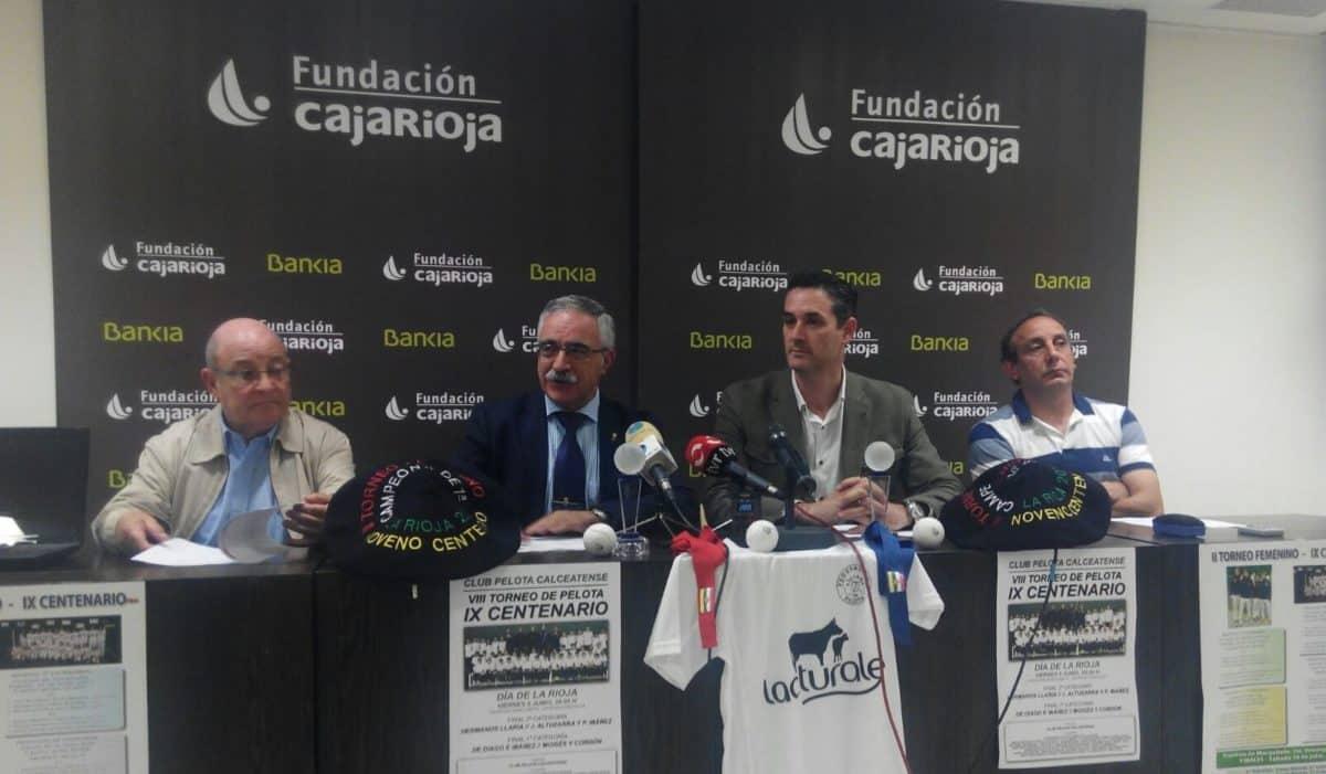 Más de 60 pelotaris de España y Francia participan en el Torneo Femenino de Pelota IX Centenario 2
