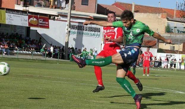 Adrià Molluna es el portero elegido por el Haro Deportivo 1