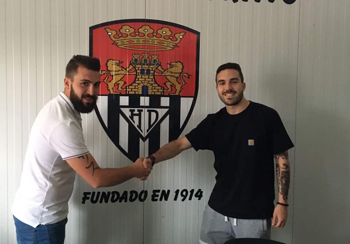 Arguiarro y Collado regresan al Haro Deportivo 5