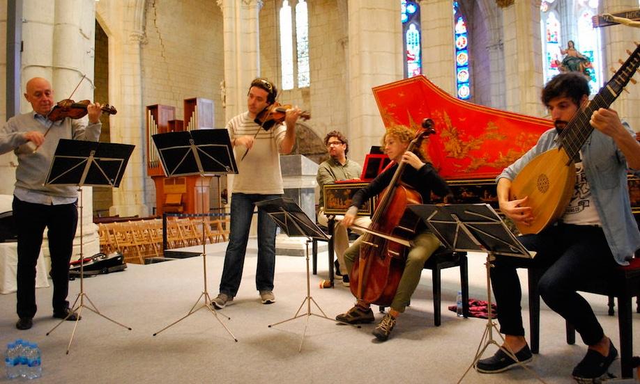 'Clássica 2017': cinco conciertos de música antigua en Casalarreina entre el 18 y 22 de agosto 1