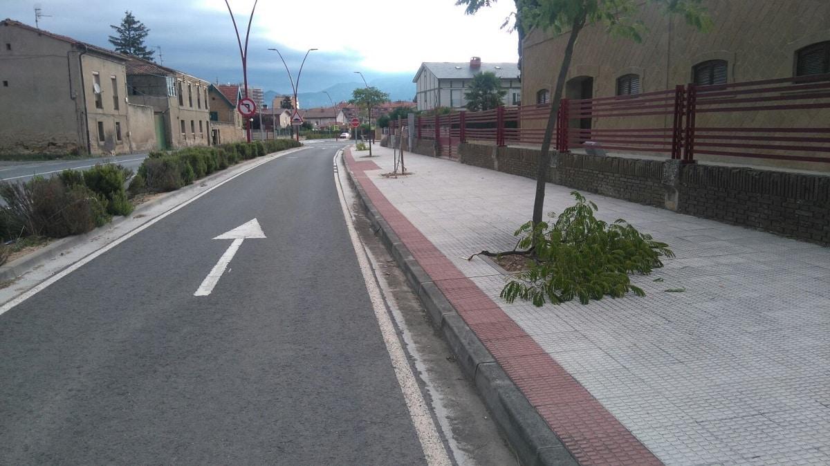 El Ayuntamiento de Haro pide civismo ante la oleada de actos vandálicos 5