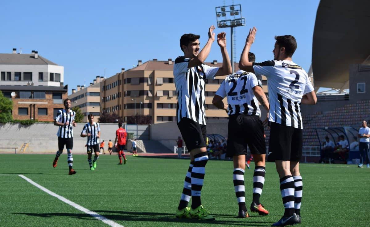 Pirri, Sabando, Josua y Sota, un año más en el Haro Deportivo 1