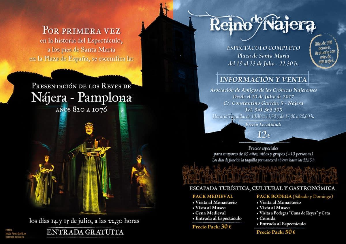 'El Reino de Nájera': cultura, patrimonio, historia y turismo 2