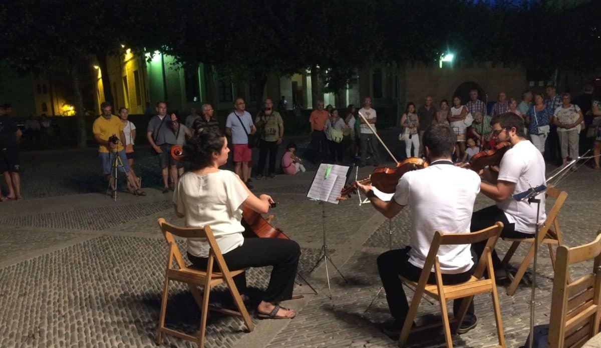 Este sábado, primer concierto de verano de Rioja Filarmonía en Santo Domingo de la Calzada 1