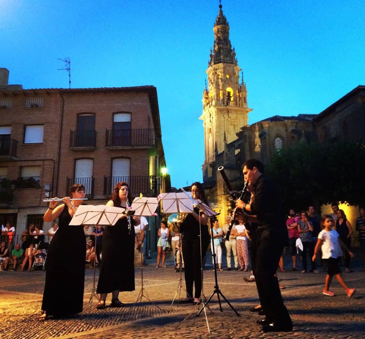 Este sábado, primer concierto de verano de Rioja Filarmonía en Santo Domingo de la Calzada 2
