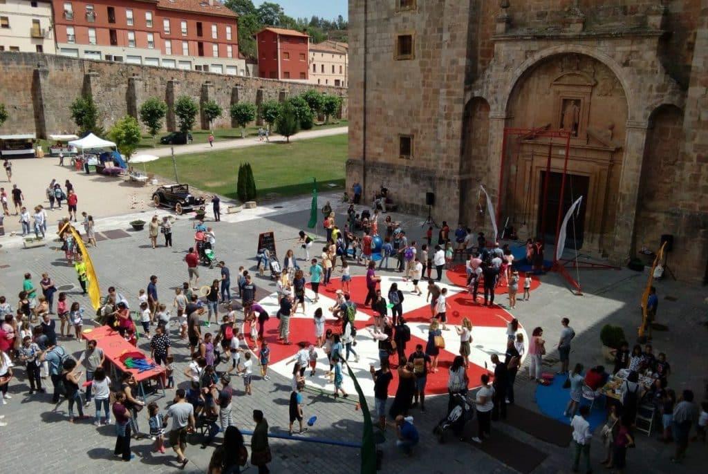 La danza, uno de los protagonistas del V Festival de Artes Escénicas de San Millán 1