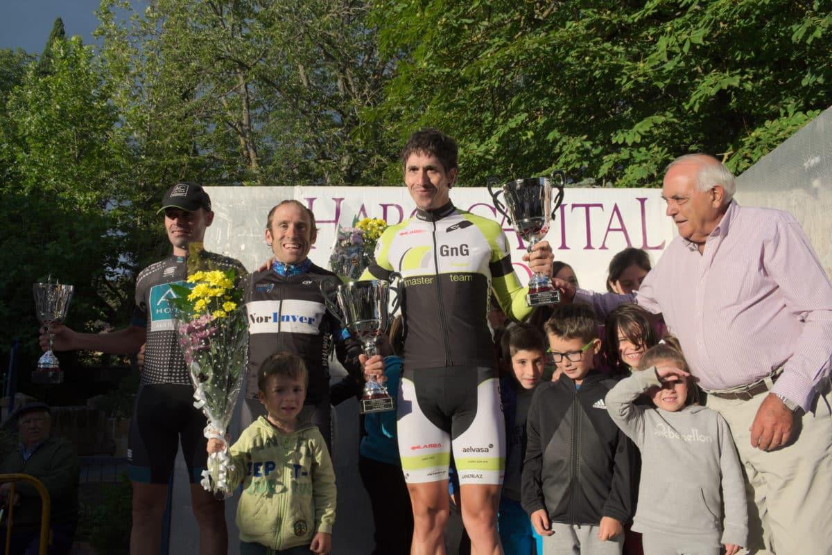 Teodoro Casabal, ganador del XXX Memorial Álvaro Fernández 31