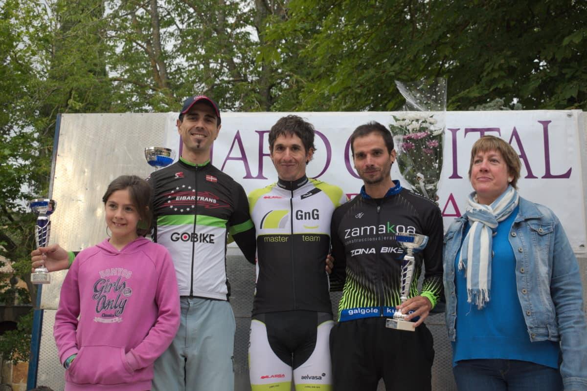 Teodoro Casabal, ganador del XXX Memorial Álvaro Fernández 35
