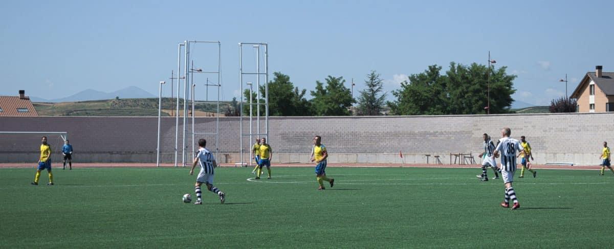 Triunfo de la Asociación de Veteranos del Haro Deportivo sobre el Trespaderne de Burgos 1