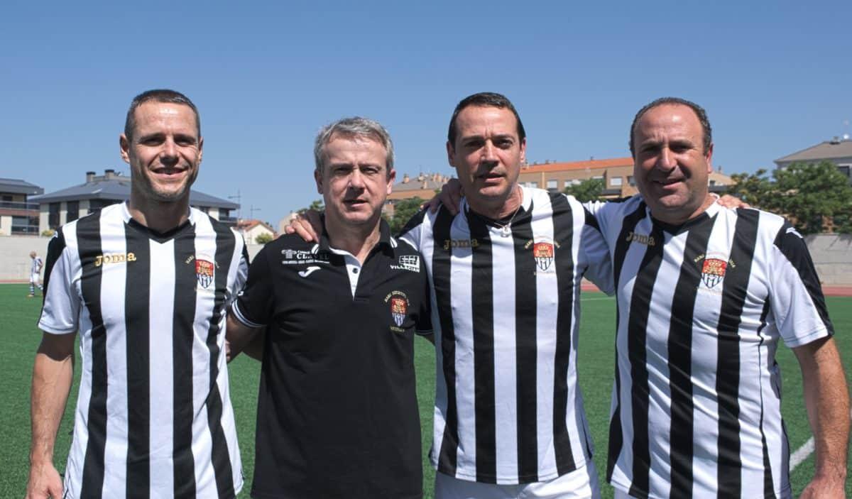 Triunfo de la Asociación de Veteranos del Haro Deportivo sobre el Trespaderne de Burgos 3