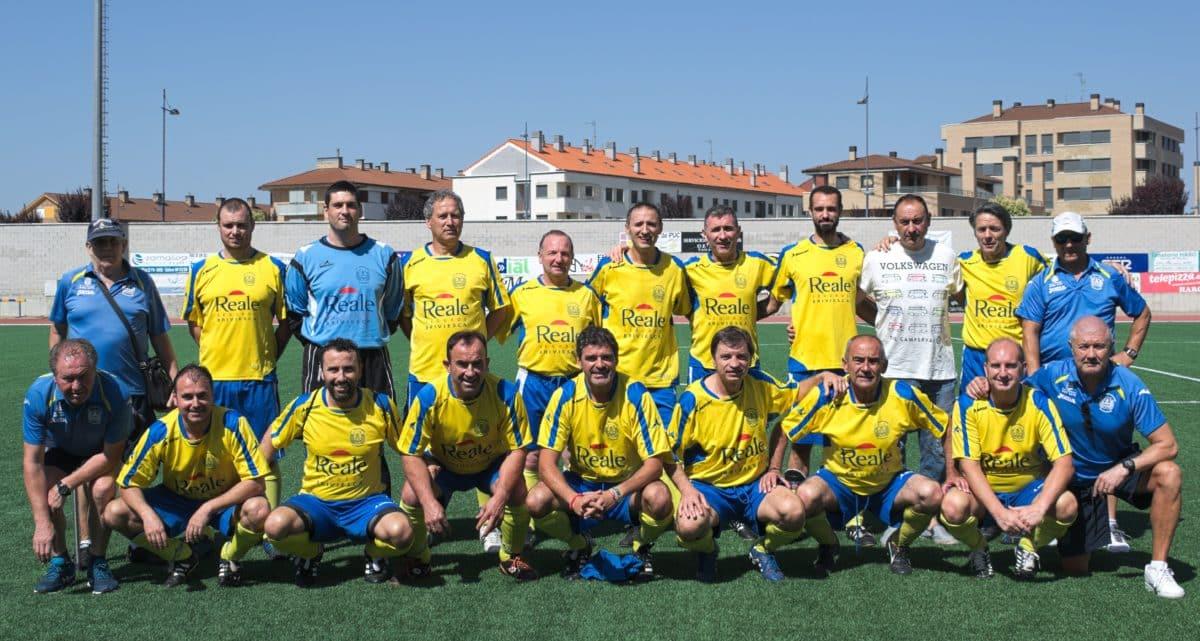 Triunfo de la Asociación de Veteranos del Haro Deportivo sobre el Trespaderne de Burgos 4
