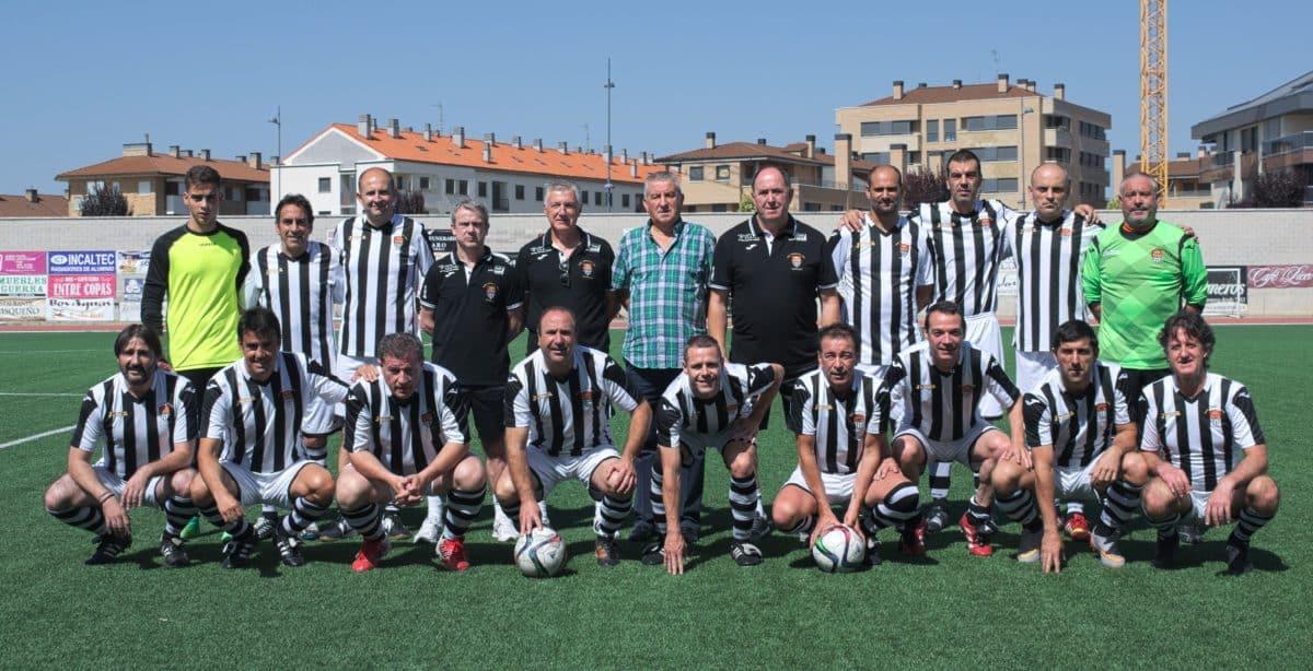 Triunfo de la Asociación de Veteranos del Haro Deportivo sobre el Trespaderne de Burgos 5