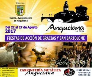 Banner Fiestas – Ayuntamiento de Anguciana