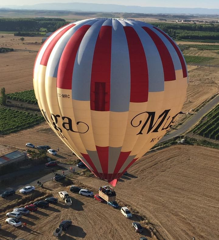 Blai Carbonell domina la Regata de Globos Crianza de Rioja 6