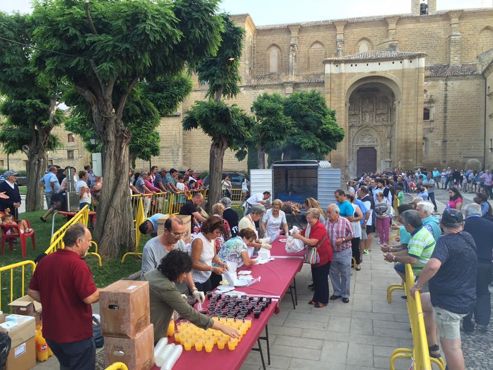 Casalarreina carga pilas para sus fiestas de San Vitores 5