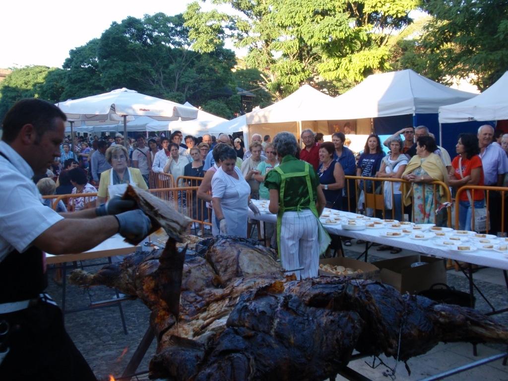 Casalarreina carga pilas para sus fiestas de San Vitores 7