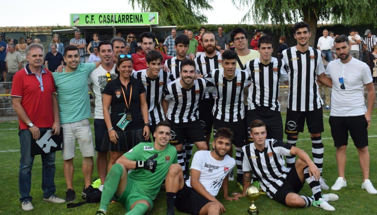 El Haro Deportivo, campeón del Torneo Ceular 8