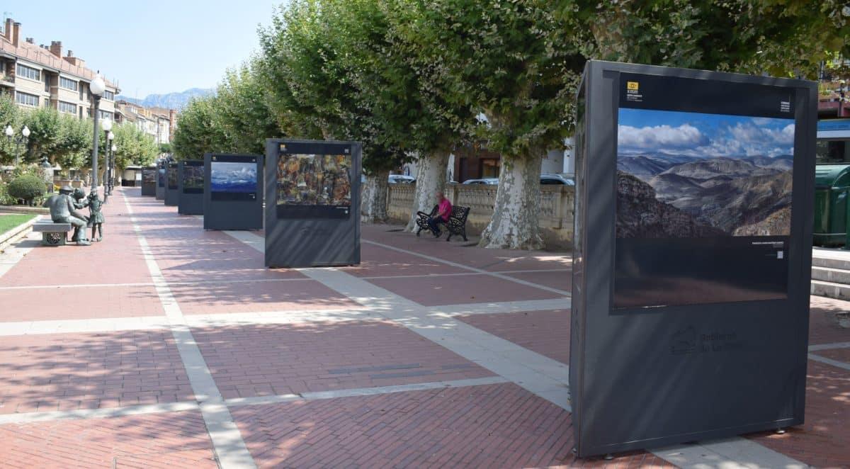 La exposición fotográfica 'Medio Ambiente en La Rioja' estará en Haro hasta el 4 de septiembre 1