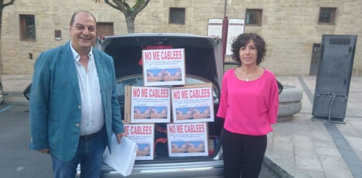 Se abre la vía parlamentaria para la ILP en defensa del paisaje del viñedo 1