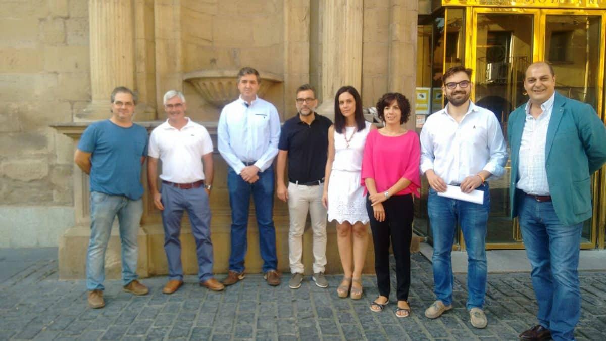 Se abre la vía parlamentaria para la ILP en defensa del paisaje del viñedo 3