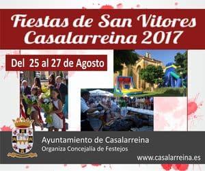 Banner Fiestas – Ayuntamiento de Casalarreina