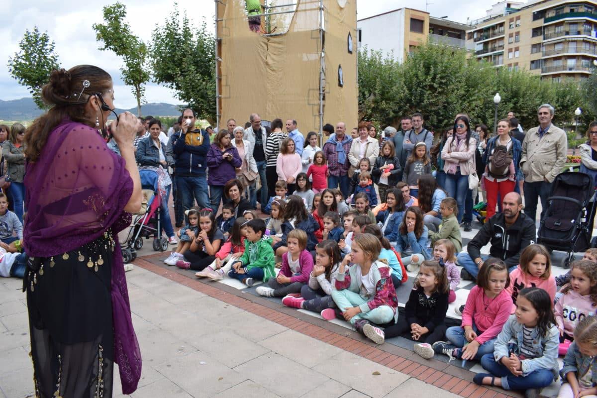 Concursos y actividades para todos los públicos en los Jardines de la Vega 39