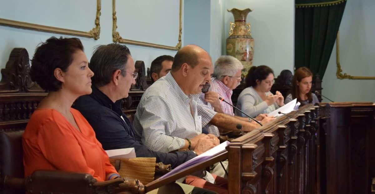 El pleno aprueba los cambios en la zona azul con el voto en contra del Grupo Municipal Popular 1