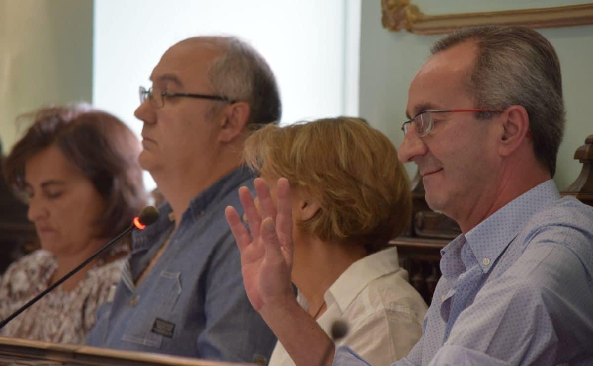 El pleno aprueba los cambios en la zona azul con el voto en contra del Grupo Municipal Popular 2