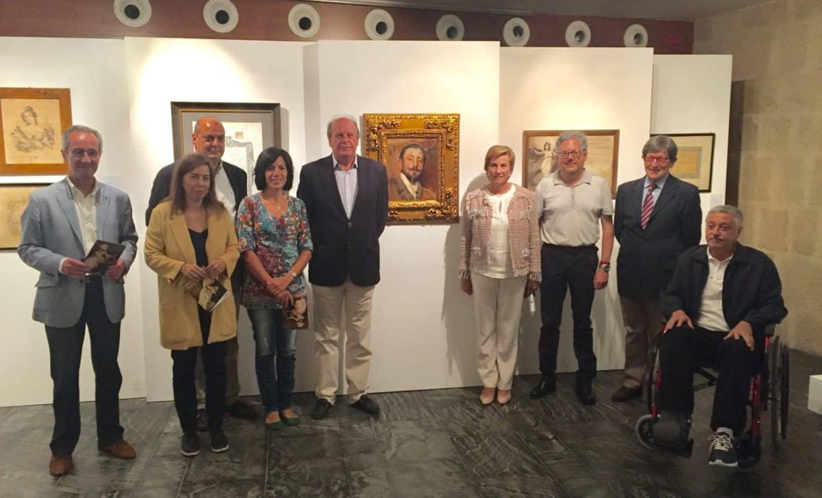 Residentes del Hogar Madre de Dios visitan el Museo del Torreón 1