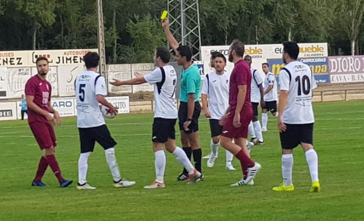 Empate justo en La Molineta entre Alfaro y Haro Deportivo 1