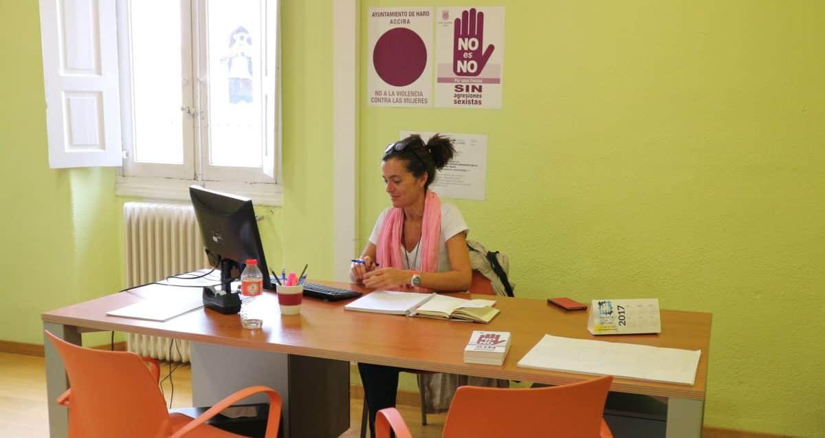 Haro pone en marcha un proyecto de promoción de la igualdad de oportunidades 1