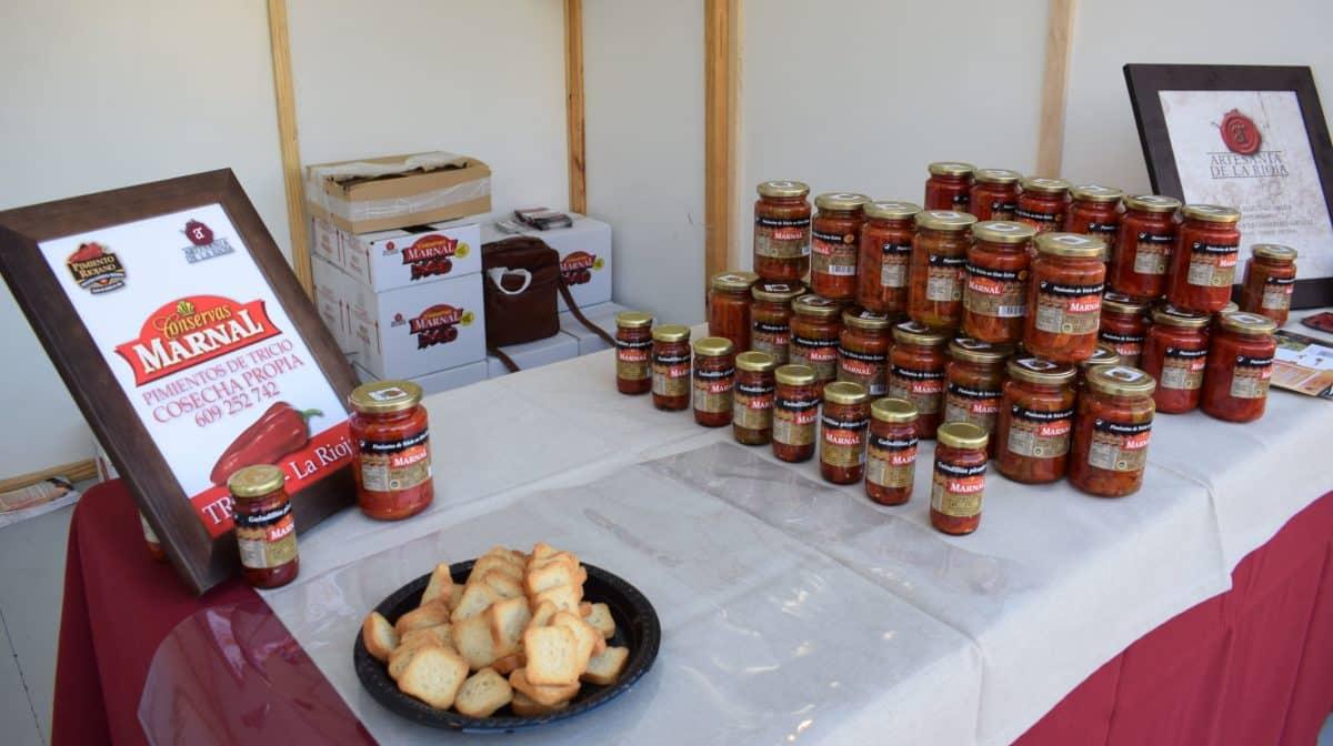 Inaugurada en Haro la Feria de Artesanía Artística y Agroalimentaria Riojana 8